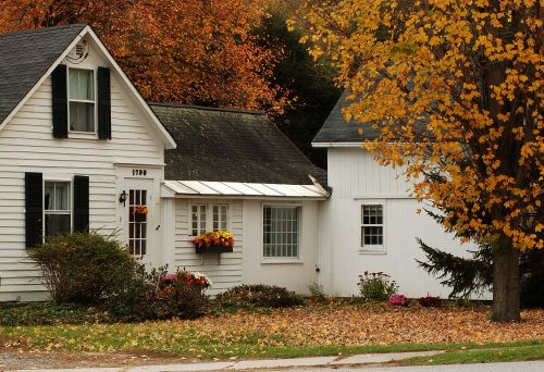 madison homes for sale fall clean up