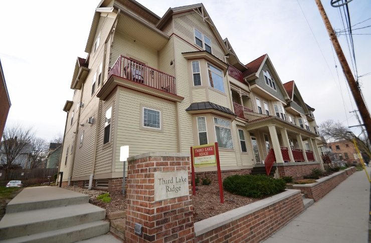 1037 Williamson St #106, Third Lake Ridge Condos, Madison, WI