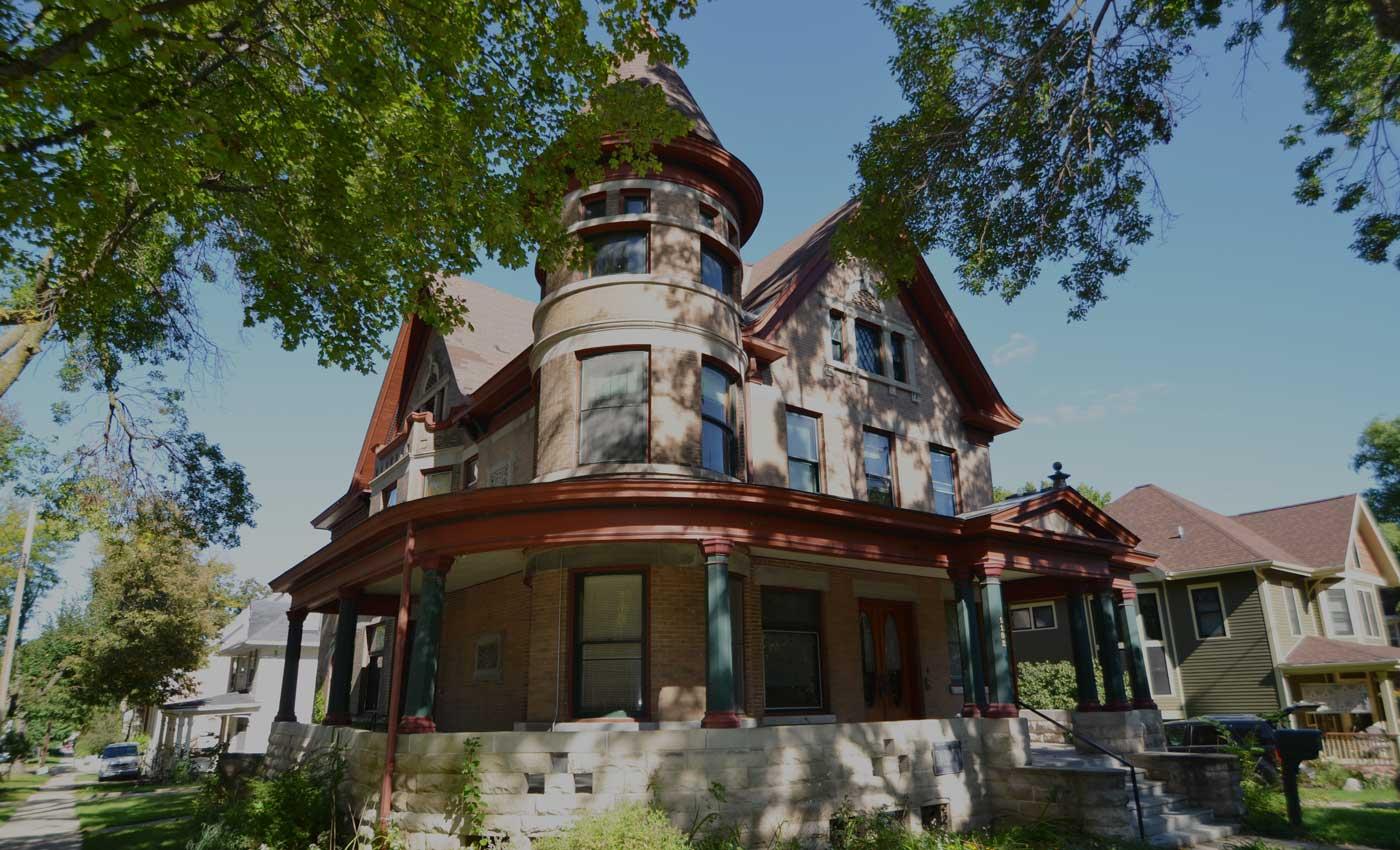 Madison mansion