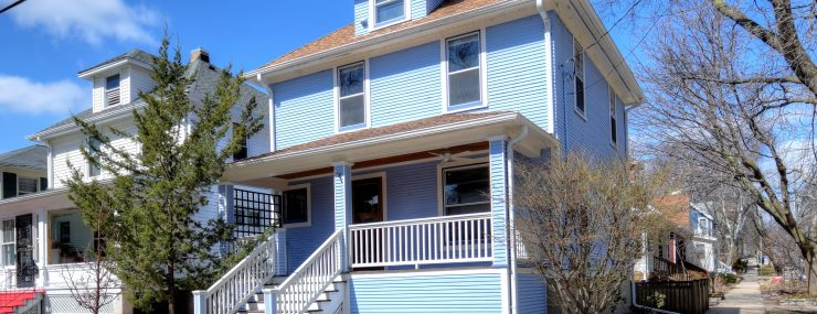 1350 Spaight – Marquette Two Story!