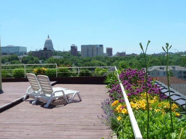 Das Kronenberg Rooftop Terrace