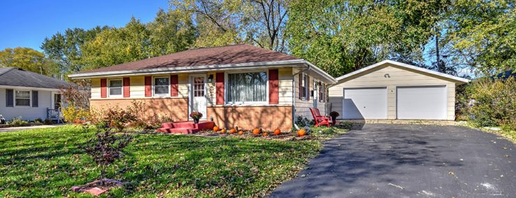 4314 Portland Pkwy-Sweet Ranch Home Close to Hiestand Park