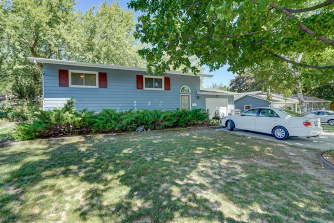 6304 Ford St Monona Home for Sale